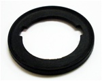 1967-1969 Trunk Lock Cylinder Gasket, Correct 20030348 and 4471426