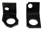 1967 - 1973 Chevy Camaro Small Block Engine Lift Hook Brackets Set, Version 2