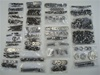 1970 - 1973 Body Bolt Kit, Stainless Steel, 450+ Pieces, Indented Hex Head