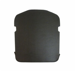 1970 - 1981 Rear Seat Center Divider Hump Cover Material