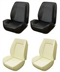 67-68 TMI STD Sport II Seat Cover and Foam Set