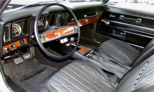 1969 camaro comfortweave deluxe interior kit coupe stage 3 for 69 camaro complete interior kit