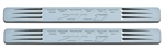 "2010 - 2012 Billet Aluminum Sill Plates "" ZL1 "" Chrome Polished"