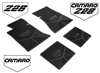1982-1984 Custom Rubber Floor Mats Sets
