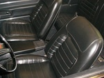 1968 Complete Deluxe Interior Bucket Seat Set - Pair