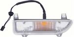 1970 - 1973 Park Light Assembly, Standard, LH