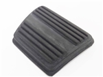 1967-1968 Emergency Parking Brake Pedal Pad Cover