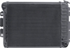 1967 - 1969 4 Core Row Camaro Small Block OE Style Radiator for Manual Trans, 21 Inch