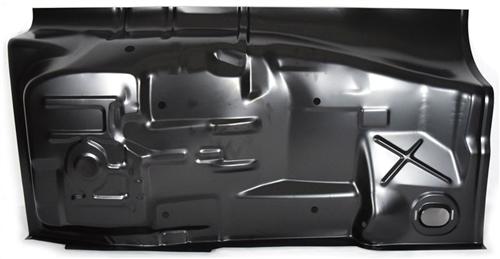 1975 1981 camaro full floor panel with center hump lh for 1981 camaro floor pans