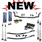 1970 - 1981 Camaro Suspension Kit, Ridetech StreetGrip, Small Block Street Grip Kit