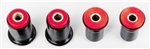 1967 - 1969 Control A-Arm Bushings Set, Lower, Polyurethane, 4 Pieces