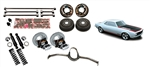 1967 - 1969 Camaro Heidts Rear 4-Link Kit