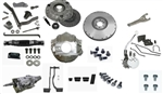 1967 - 1968 Camaro 4 Speed Muncie Transmission Conversion Kit, Choice of M20, M21, or M22 Rock Crusher