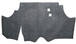 1978 - 1981 Camaro Trunk Mat, OE Style in Vinyl with Herringbone Pattern
