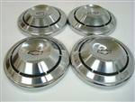 1968 - 1970 Camaro Dog Dish Center Cap Set, NOS GM 3916423