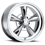 VISION 141 LEGEND 5 Spoke Polished CHROME Wheel Rim, 15x8