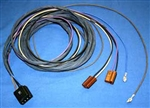 1967 - 1969 Camaro Radio Wiring Harness for Stereo with 4 Speakers