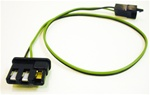 1967 - 1969 Radio Connector / Speaker Wiring Harness, Front Center Speaker