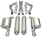 Corsa Xtreme Catback Exhaust System 2005-2010 5.7L Charger/300/Magnum
