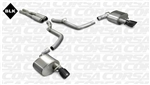 Corsa Xtreme Catback Exhaust System w/ Black Tips 2005-2010 6.1L Charger/300/Magnum