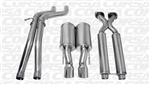 Corsa Sport Center Exit Catback Exhaust System 2006-2010 6.1L Grand Cherokee