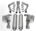 Corsa Sport Catback Exhaust System 2012-2014 392/6.4L Charger/300