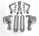 Corsa Xtreme Catback Exhaust System 2012-2014 392/6.4L Charger/300