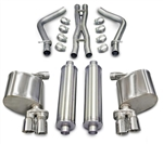 Corsa Xtreme Catback Exhaust System 2011-2014 5.7L Charger