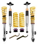KW Coilover V2 2011-2018 3.6L/5.7L/392/6.4L Challenger w/o Adaptive Suspension