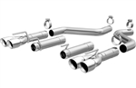 Magnaflow Competition Series Axle-back Exhaust 2015-2016 392/6.4L, 6.2L Challenger