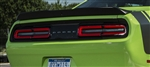 Mopar OEM Scat Pack Rear Spoiler w/ Back Up Camera