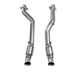 "Kooks 3"" High Flow Catted Mid Pipe 2012-2018 392/6.4L/6.2L Durango/Grand Cherokee"