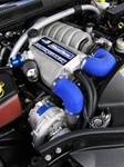 Vortech Polished Aftercooled Supercharger System 06-10 Grand Cherokee SRT8 6.1L