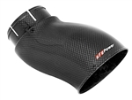 aFe Momentum GT Carbon Fiber Dynamic Air Scoop 2015-2019 Challenger w/ Hellcat Air Intake