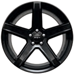 Mopar OEM Black 5 Spoke 20 x 9.5 High Performance Wheel