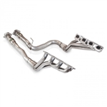 Stainless Works 1 7/8 Longtube Headers w/ High Flow Cats 2006-2010 6.1L Grand Cherokee