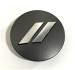 Mopar Matte Grey Rhombus Center Cap