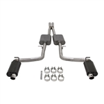 Flowmaster Force II Catback Exhaust System 2015-2016 5.7L Charger