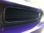 Mopar '10 Black Chrome Grille Surround 2008-2014 Challenger