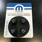 Hellcat Logo Valve Stem Caps (Set of 4)