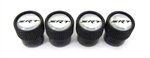 SRT Logo Valve Stem Caps (set of 4)