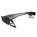"APR Carbon Fiber GTC-300 67"" Adjustable Wing 2006-2010 Charger"