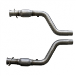 BBK Catted Short Midpipes 2005-2014 5.7L Charger/300/Magnum