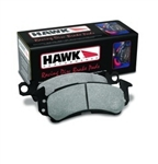 Hawk HT-10 Rear Brake Pad 2005-2017 6.1L/392/6.4L/6.2L Challenger/Charger/300/Magnum/Grand Cherokee
