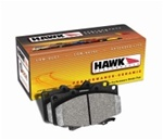 Hawk Ceramic Front Disc Brake Pads 05-09 300, Charger, Magnum 2.7, 3.5L