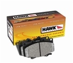 Hawk Ceramic Rear Brake Pads 300, Charger, Magnum 5.7L