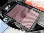 K&N Drop-In Air Filter 05-10 Challenger, Charger, 300, Magnum (all)