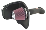 K&N Cold Air Intake Kit 06-10 Grand Cherokee 6.1L