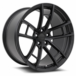 MRR Design Matte Black M392 20 x 9.5 Wheel