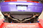 MBRP 304 Cat-back Exhaust w/ Tuning Tubes 09-14 Challenger 6.1L, 392 6-Speed